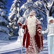 Дед мороз в детский сад фото