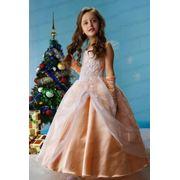 Вечернее платье для девочки на прокат фото