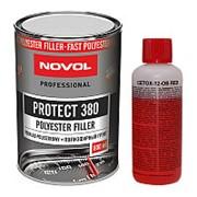 Novol 90016 Полиэфирный грунт PROTECT 380 0,8л + 0,08л фото