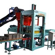 Оборудование для производства тонких пустотелых блоков Модель QF4-30 фото