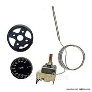 Термостат капиллярный FSTB T150 трубки 850мм, однофазный, 250V, 16A фото