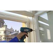 Ремонт и регулировка окон и дверей из металлопласта и алюминия фото