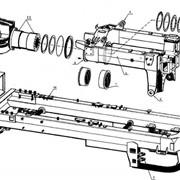 Капитальный ремонт передней и задней рамы К-701 фото