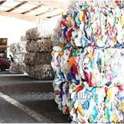 Скупим грязные отходы полиэтиленовой плёнки в тюках фото
