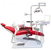 AY-A 3600 - стоматологическая установка с верхней подачей инструментов | Mercury (Китай) фото