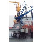 Корабельный стендер модели B0034 фото