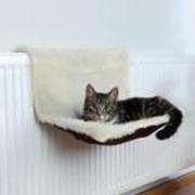 Лежанка Trixie 43141 для кошек на радиатор 45*26*31см фото