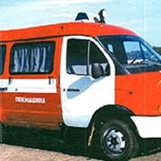 Автомобиль штабной АШ-6(32213) модель 275 предназначен для оперативной доставки к месту проишествия командного состава, средств связи, других необходимых технических средств для обеспечения эффективного руководства ликвидацией последствий проишествия. фото