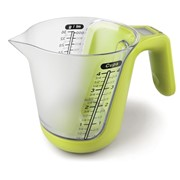 Весы электронные кухонные VITEK VT-2403(G), с мерной емкостью фото