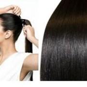 Хвост из натуральных волос фото