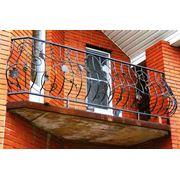 Балконные перила фото