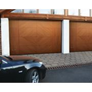 Ворота гаражные секционные от Cvantid SRL фото