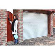Ворота гаражные роллетные от Cvantid SRL фото