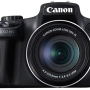 Фотоаппарат Canon PowerShot SX50 HS black (6352B013) фото