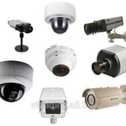 Видеокамеры для охраны фото