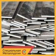 Полоса стальная оцинкованная 45х8 мм ст. 3 ГОСТ 103 фото
