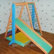 Детский спортивно - игровой комплекс Малыш-2, арт. 010-01562 фото