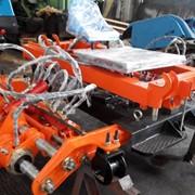 Агрегат для перегонки шпал по метке и разгонки стыковых зазоров УПМ1-5 (блок РШР).