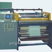 Машина бобинорезальная 4ПР-1000 Киевфлекс полуавтоматическая для кассовых лент. фото