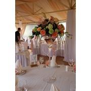 Вазы стеклянные для свадьбы фото