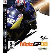 Игра для ps3 MotoGp 08 фото