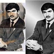 Реставрация и восстановление старых фотографий фото