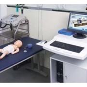Комплексный учебный манекен новорожденного ребенка для оказания неотложной помощи фото