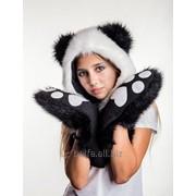 Зверошапка Панда фото