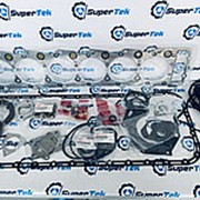 Ремкомплект прокладок ДВС Hitachi ZX330-3 Isuzu 6HK1-XYSA (Common Rail) p/n 1-87819382-0, 1878129820, 1878130260, 1878130380, 1878130670, 1878131630, фото