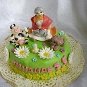 Торт для любимой бабушки фото