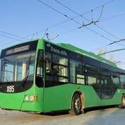 Троллейбусы с низким уровнем пола фото