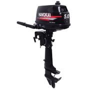 2х-тактный лодочный мотор Hangkai M5.0 HP фото
