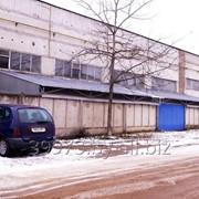 Производственный цех в Заславле фото