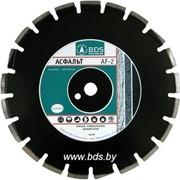 Алмазные отрезные сегментные круги BDS (АСФАЛЬТ) фото