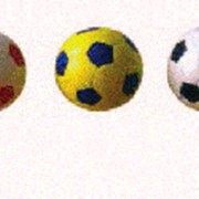 Ручка для детской мебели мяч фото