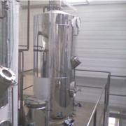 Линии по концентрации глюкозных сиропов, соков, «Соргового мёда», выпарные соковые установки фото