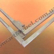 Ножки для шкафа-кровати - диван краска белый 450ммАртикул:S493 фото