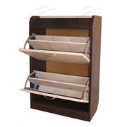 Изготовление мебели под заказ, продажа готовых тумбочек для обуви фото