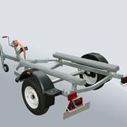 Прицеп для гидроциклов МЗСА 817708.001 фото