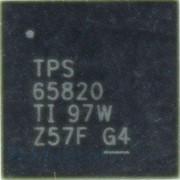 Контроллер TPS65820 RSHR фото