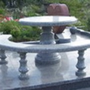 Изготовление изделий из природного камня по индивидуальным проектам фото