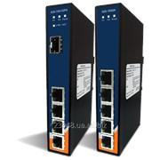Коммутатор промышленный DIN-Rail Gigabit Ethernet IGS-1050A фото