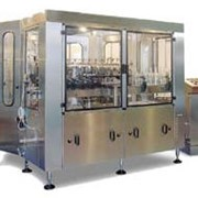 Оборудование для ополаскивания ПЭТ бутылок с винтовой направляющей фото