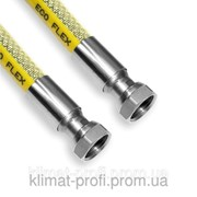 Шланг металлический нержавеющий Газ-Евро 12 мм , ½'' х ½'' , в/в 500 мм фото
