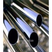 Труба нержавеющая 7x1 бесшовная, горячедеформированная, сталь 20Х23Н18, AISI 316, 316L, по ГОСТу 24030-80, матовая фото