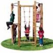 Устройство детских спортивно-игровых площадок фото