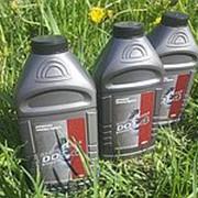 Тормозная жидкость ДОТ-4(455гр) фото