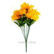 """Цветок искусственный """"Гербера букет КР80011"""" фото"""