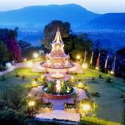 Курсы медитации в буддистском монастыре Копан фото