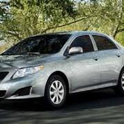 Автомобили легковые малого среднего класса Toyota Corolla NEW Восток